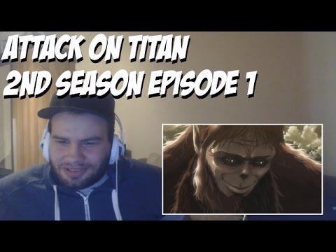 Attack On Titan Staffel 2 German
