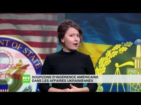 Les Etats-Unis accusés d'ingérence en Ukraine par le procureur général ukrainien