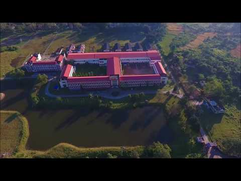 Jorhat Engineering College aerial view | The beauty and greenary of JEC