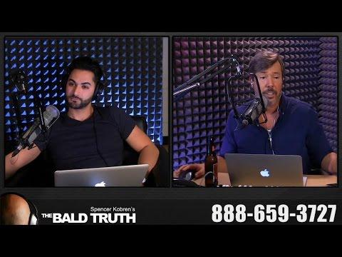 Spencer Kobren's The Bald Truth Ep. 110 - 12-9-14