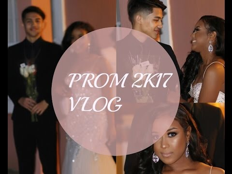 Prom VLOG! | 2K17 | My Prom Experience!