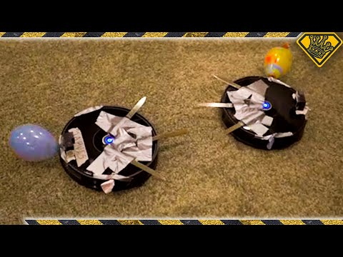 Testing the World's Worst Roomba!