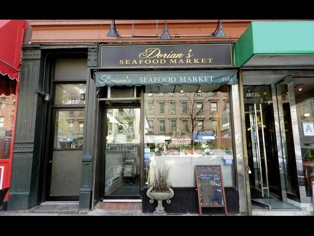 Tour Dorian's Seafood Market - NYC