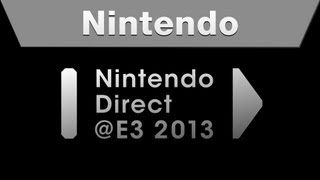 Nintendo Direct@E3 2013 thumbnail