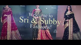 SRIANDSUBBY.com  - Welcome to Sri & Subby Fashions!  ONLINE
