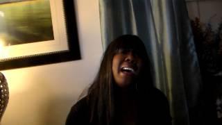I Apologize Anita Baker - Cover by Daisy D