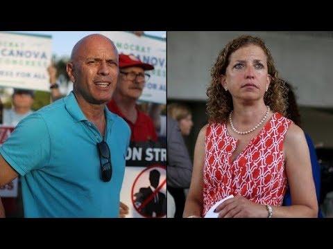 Debbie Wasserman Schultz Opponent Tim Canova WINS Ballot Destruction Lawsuit