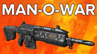 Black Ops 3 In Depth: Man-O-War Assault Rifle Review