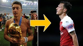 What the hell happened to Mesut Özil? - Oh My Goal