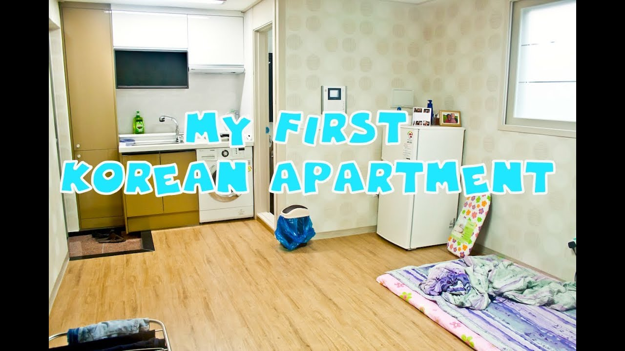 My Apartment In Seoul South Korea