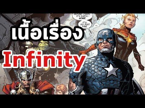 Marvel : Infinity จุดจบของ Multiverse และการบุกอีกครั้งของ Thanos