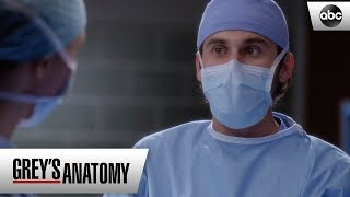 Schmitt Comes Out - Grey's Anatomy Season 15 Episode 12