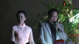 Ca sĩ Thanh Sử - Diễn nguyện Dư Âm Mùa Giáng Sinh, 21/12/15.