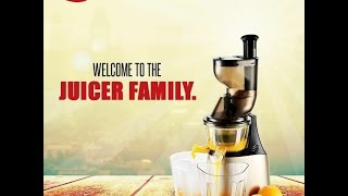 Pigeon Pure Slow Juicer Cold Press TVC Video || Best Slow Juicer In India
