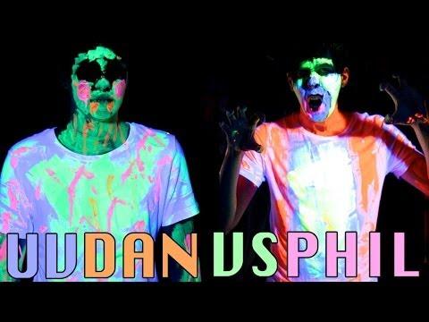 Dan Vs Phil UV Paint Special