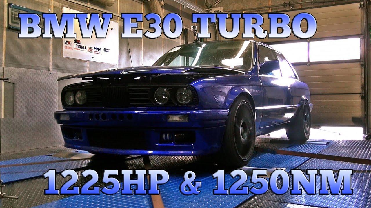 bmw e30 3 6l m5 turbo engine 1225hp dyno 2016 youtube. Black Bedroom Furniture Sets. Home Design Ideas
