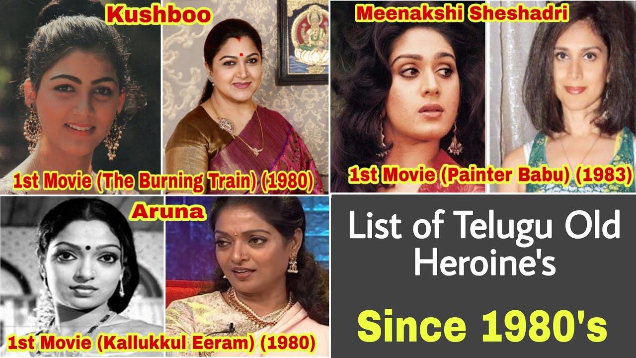 Heroines list telugu [Top 9]