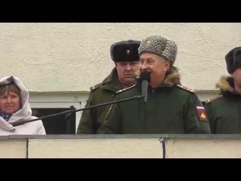 В ейском 726 учебном центре войск ПВО сухопутных войск состоялся выпуск младших специалистов