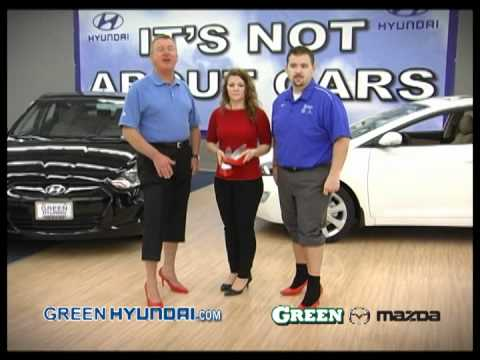 Green Hyundai And Green Mazda Supports Walk A Mile In Her Shoes, Springfield,  IL