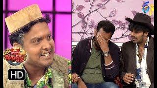 Sudigaali Sudheer Performance | Extra Jabardasth | 31st August 2018 | ETV Telugu