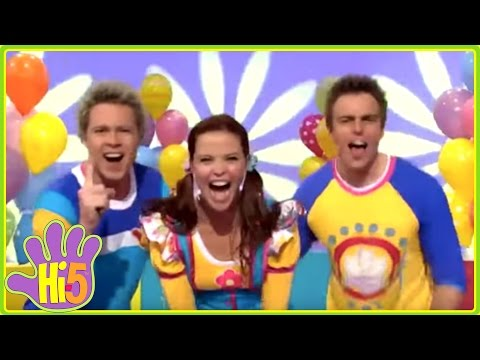 Some Kind of Wonderful | Hi-5 - Season 13 Song of the Week | Kids Songs