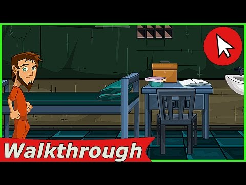Prisoner Escape Full Walkthrough - All Levels (GamesClicker)