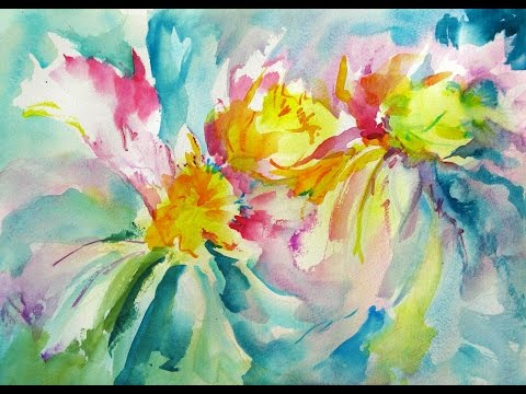 FINE ART Music and Painting PEACEFUL SELECTION (Calm Melodies and Beautiful Pictures)