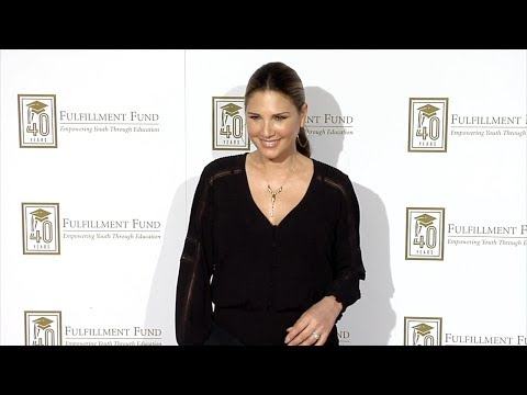 Daisy Fuentes 'A Legacy of Changing Lives' Gala Red Carpet