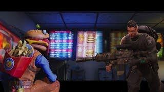 Beef Boss Backstory - El oscuro secreto sobre las hamburguesas de Durr Burger - Fortnite Cinematic Film