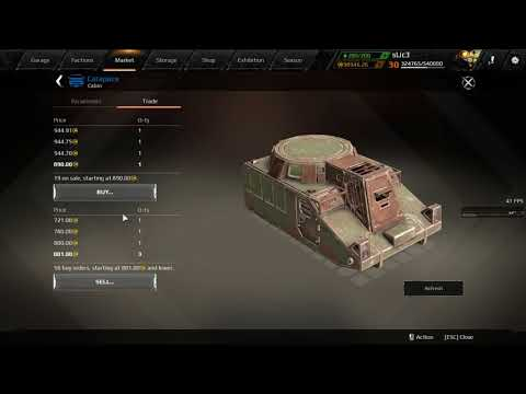 Crossout 100.000 Coins (English) by Dr.Coin @ 1080p 60fps by sLic3