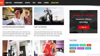 Gameleon WordPress Arcade Theme & News Magazine