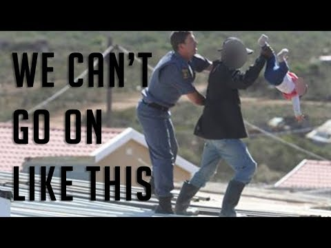 We can't go on like this | South Africa