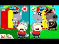 Police! Rescue Wolfoo! Has a Thief - Wolfoo Learns Safety Tips For Kids | Wolfoo Channel