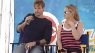 FITS San Diego: Justin Bruening and Alexa Havins