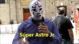 Súper Astro Jr  Invita a Tortas Súper Astro.