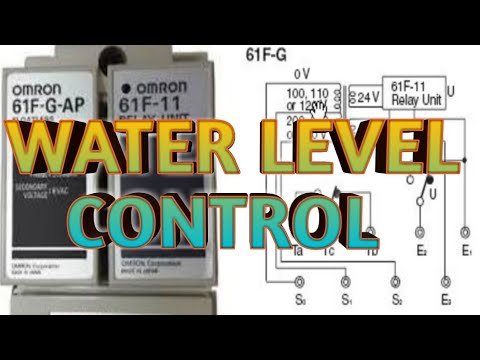 wiring diagram Water level control(WLC)  YouTube