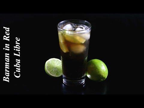 como hacer el clásico CUBA LIBRE