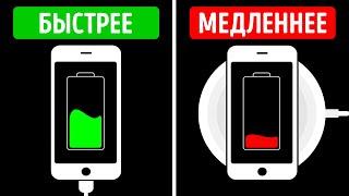 Спешите? Телефон может заряжаться быстрее!