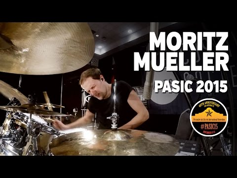 Performance Spotlight: Moritz Mueller (PASIC 2015)