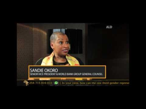 ALD interview with Sandie Okoro