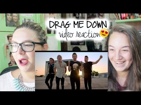 DRAG ME DOWN - One Direction \\ video reaction