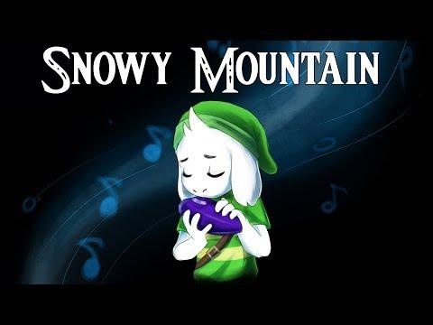 Snowy Mountain (Undertale Comic Dub)