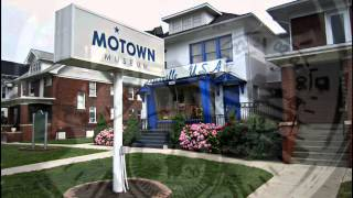 DJ ROBOTRON Presents - A MOTOWN DEDICATION (TIME TUNNEL MIX)