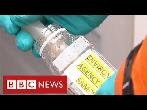 Sewage could help trace spread of coronavirus infections - BBC News