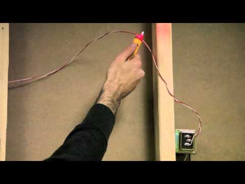 AC VOLTAGE TESTER Experiment (non contact AC voltage detector) from YouTube · Duration:  9 minutes 6 seconds
