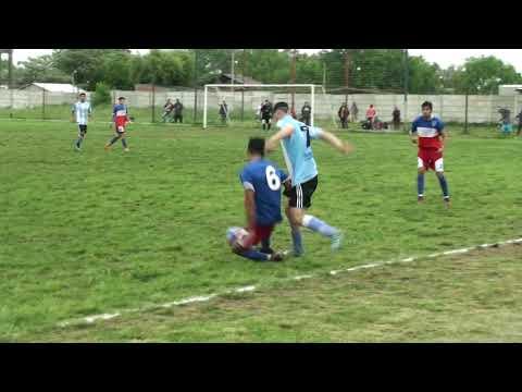 Belgrano vs  Maipu 21.10.18  Liga Zarateña semi final (ida)