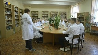 Харьковский национальный университет имени В. Каразина. Часть 1 | Бери выше! cмотреть видео онлайн бесплатно в высоком качестве - HDVIDEO