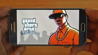 Samsung Galaxy S6 - Gaming Performance HD
