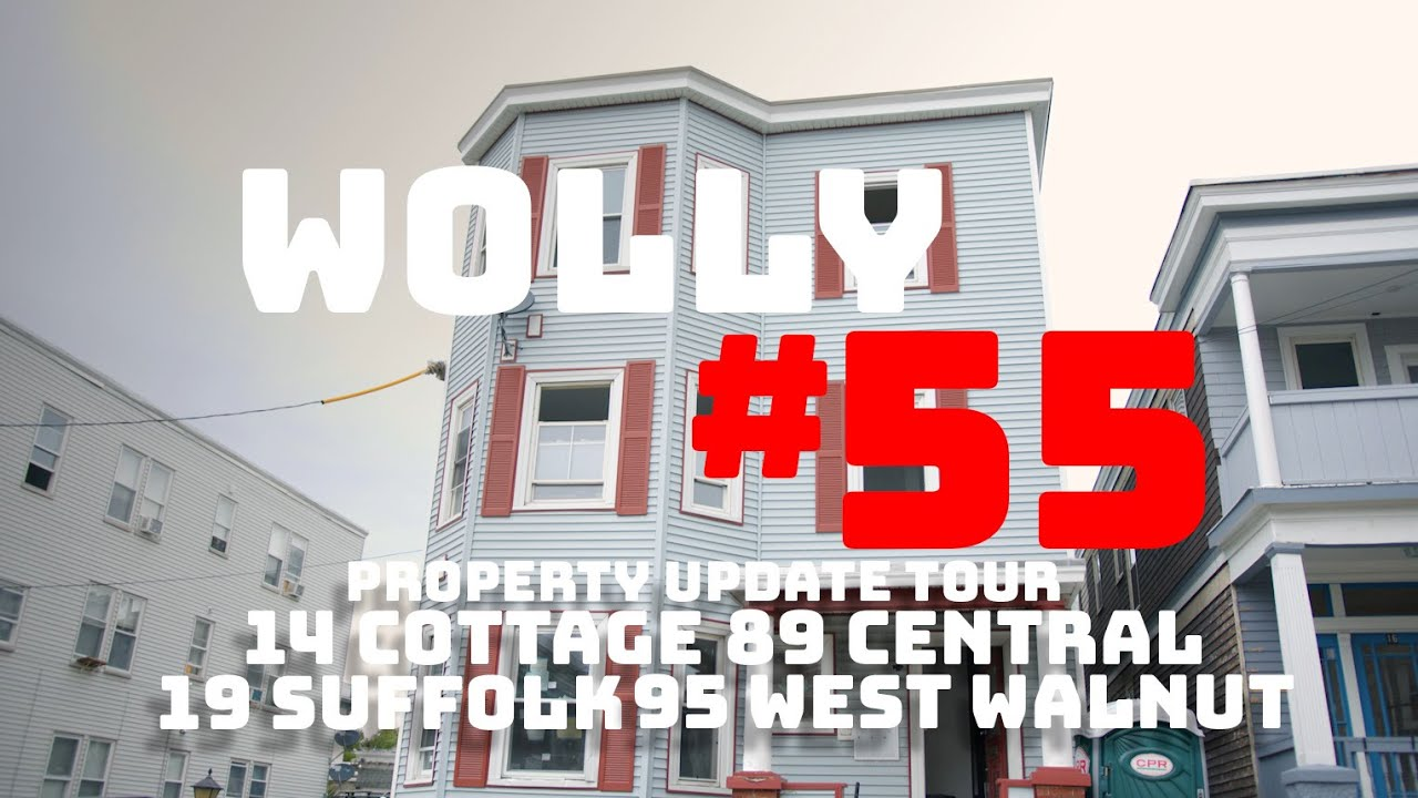 WOLLASTON WEDNESDAY #55: This feels like HGTV