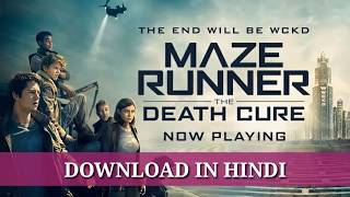Maze Runner The Death Cure (2018) Hindi Dubbed Brrip download